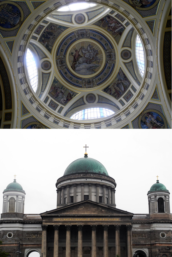 Makeup4all Hungary photos Esztergom Bazilika and Szecheny baths