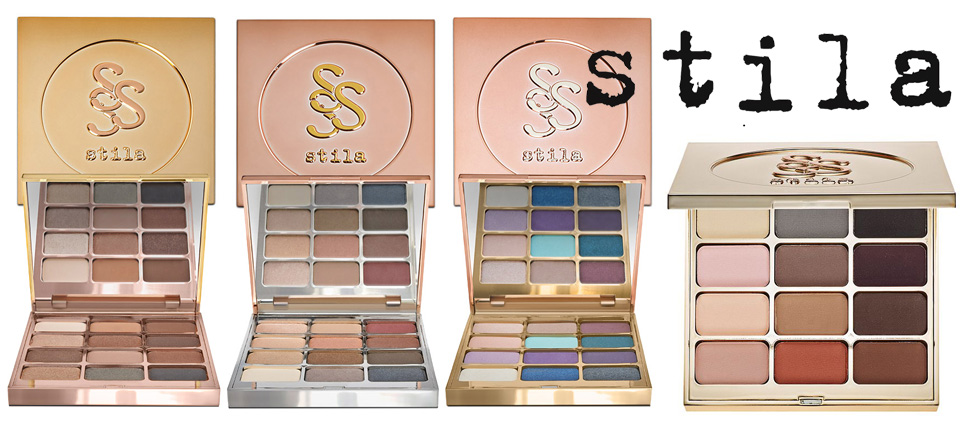 Stila Makeup Collection for Fall 2014 eyes are the window shadow palettes