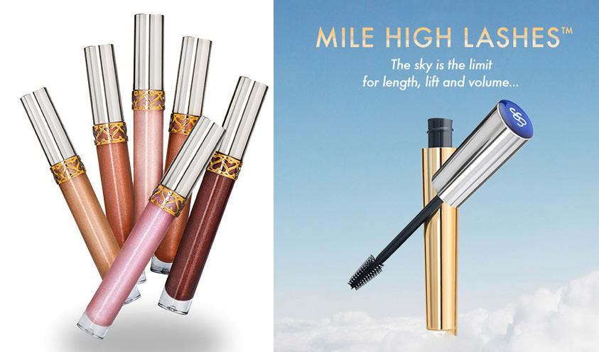 Stila Makeup Collection for Fall 2014 mascara and lip gloss