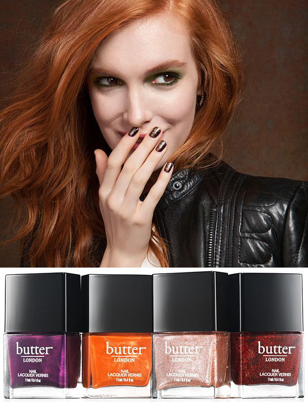 butter LONDON Brick Lane Nail Polish and Makeup Collection for Fall 2014 1