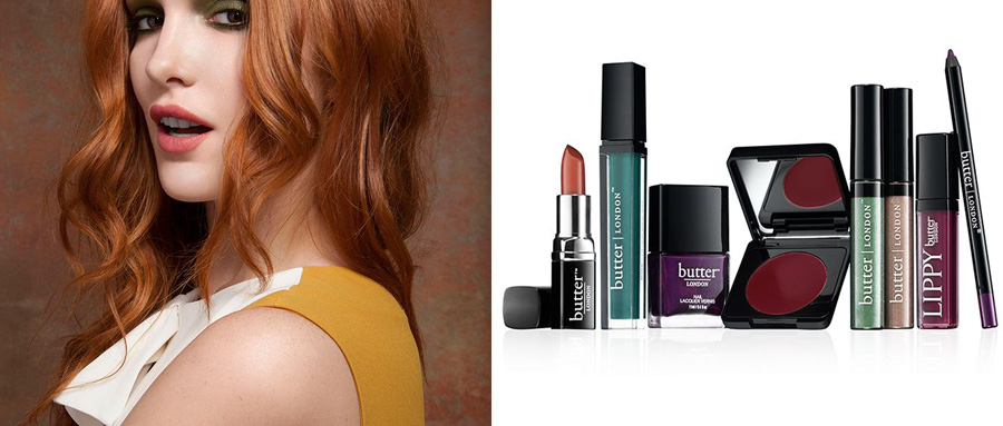 butter LONDON Brick Lane Nail Polish and Makeup Collection for Fall 2014