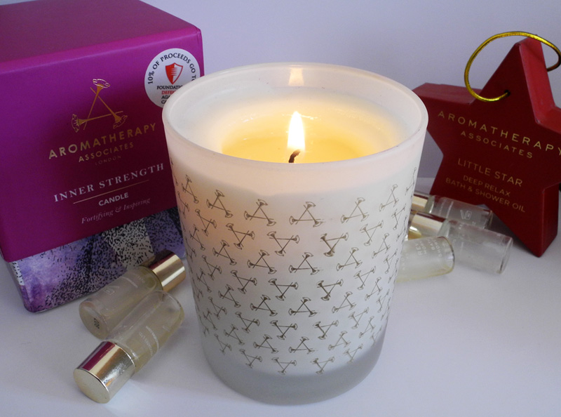 Aromatherapy Associates Inner Strength Candle review