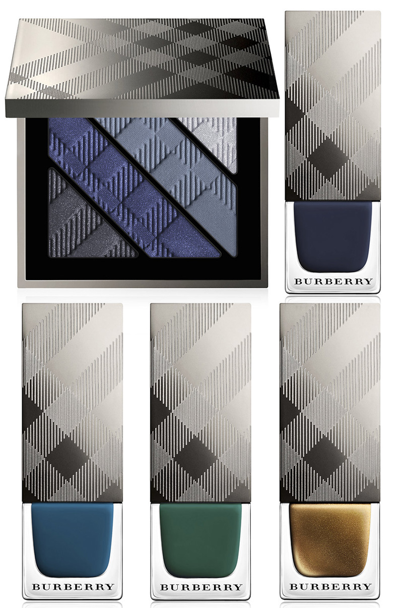 Burberry Bloomsbury Girls  Makeup Collection for Autumn 2014 products