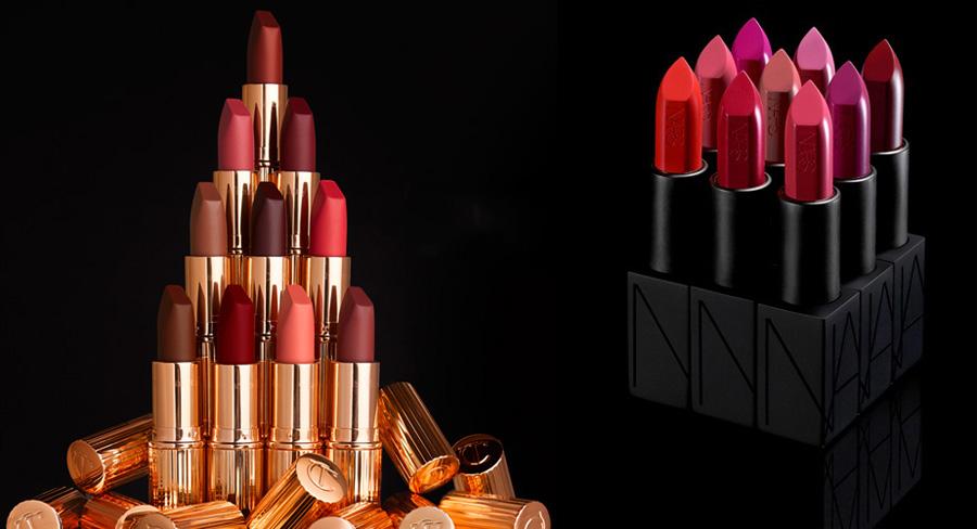 Charlotte Tilbury Matte Revolution Lipstick  NARS Audacious lipstick Fall 2014