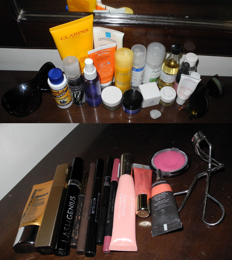 Greece holiday makeup and beauty products makeup4all