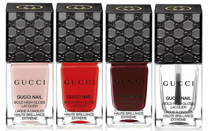 Gucci beauty line nail polishes makeup4all