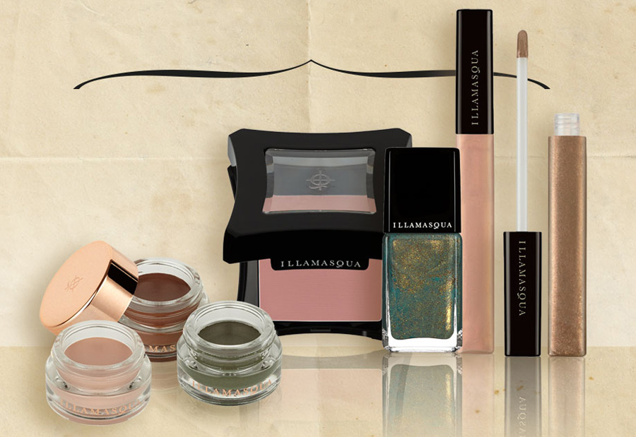 Illamasqua Once Makeup Collection for Autumn 2014 products