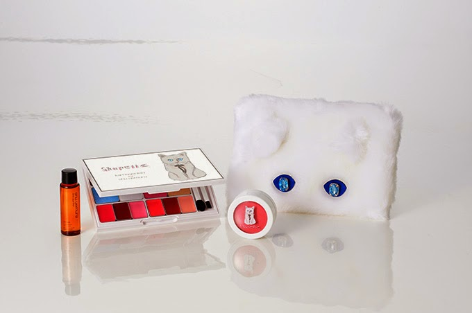 Shu Uemura Shupette Collection by Karl Lagerfeld promo