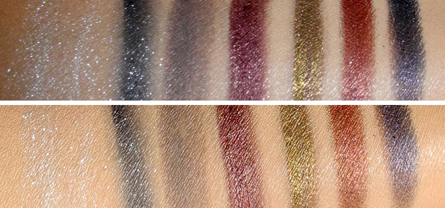 Affordable Cream Eye Shadows Worth Your Attention Max factor Maybelline LOreal swatches