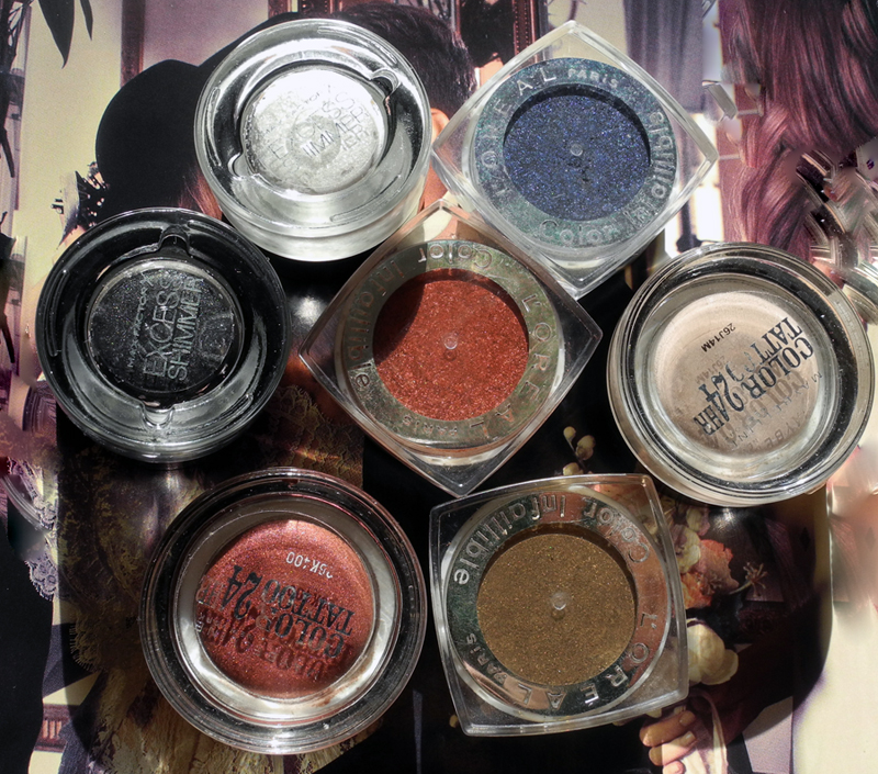 Affordable Cream Eye Shadows Worth Your Attention Max factor Maybelline LOreal