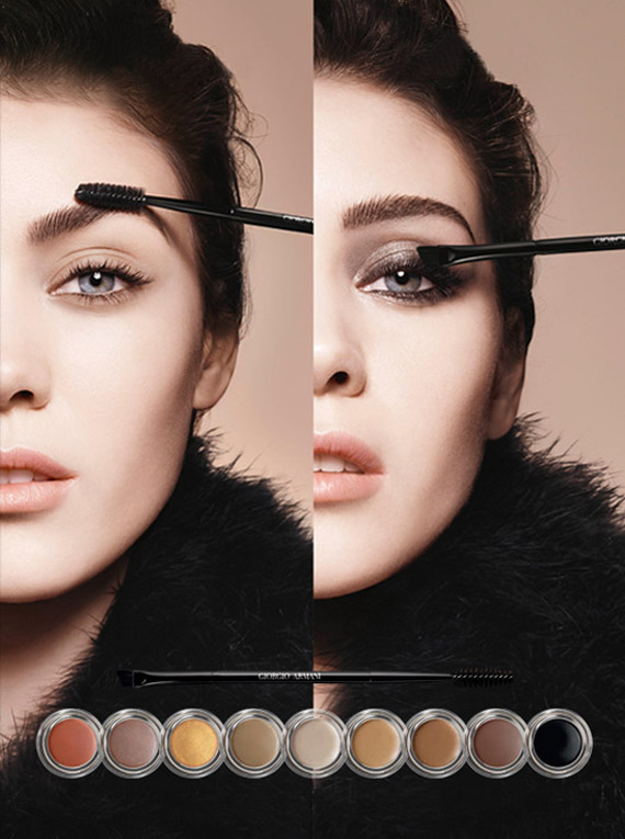 Armani Eye and Brow Maestro promo