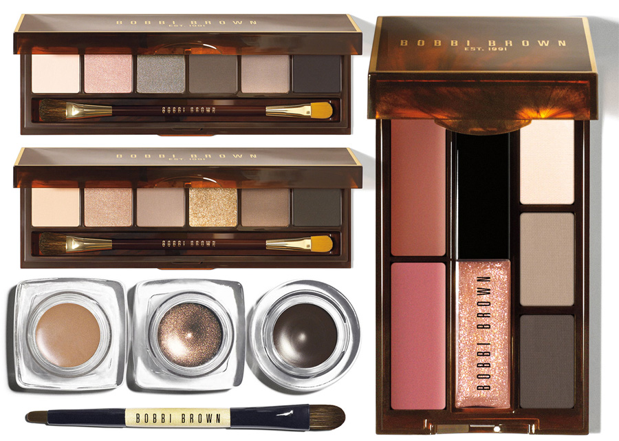 Bobbi Brown Makeup Collection for Holiday 2014 eye products