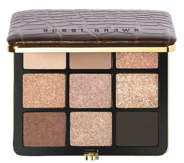 Bobbi Brown Scotch on the Rocks Makeup Collection for Holiday 2014 warm glow eye shadow palette