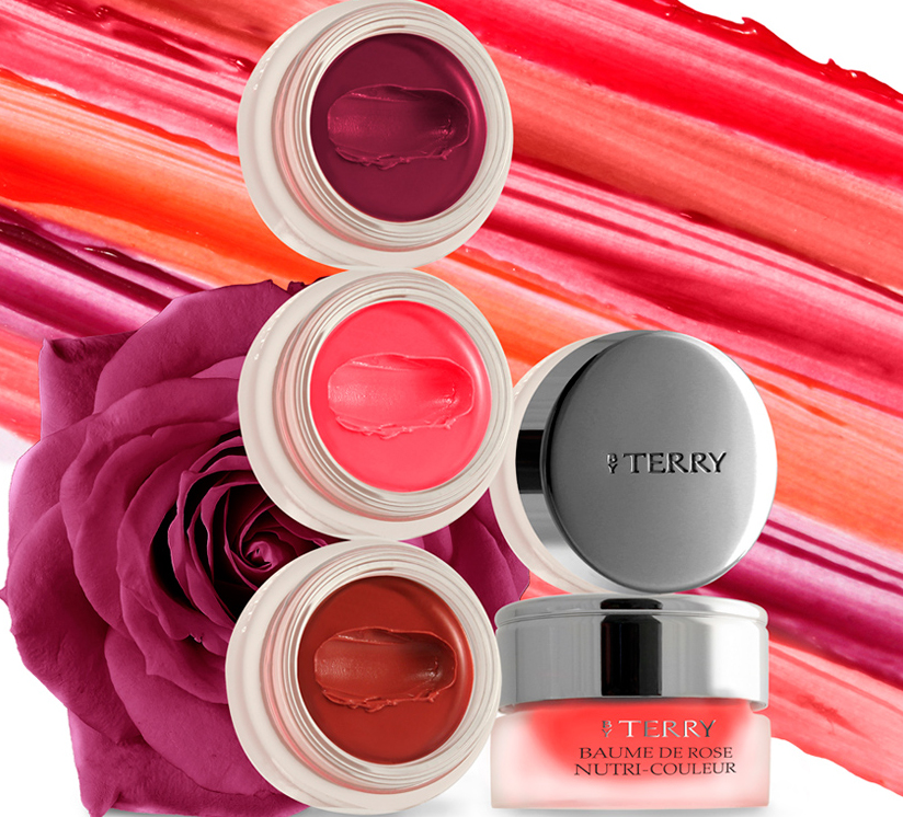 By Terry Baume de Rose Nutri Couleur all shades