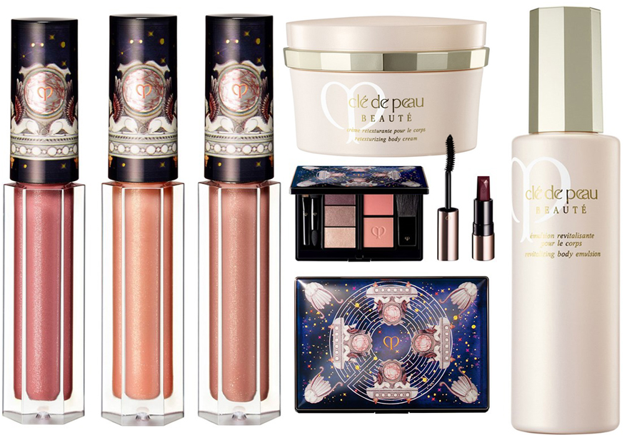 Cle de Peau Makeup Collection for Holiday 2014
