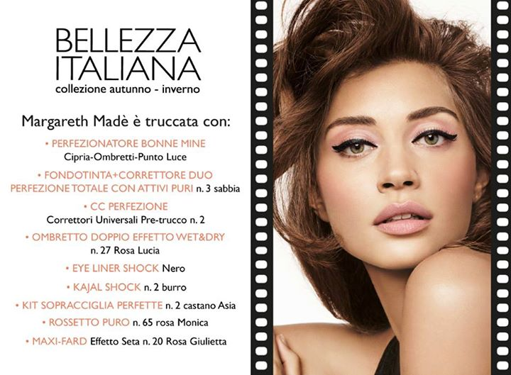Collistar Italian Beauty AW 2014 Makeup Collection get the look