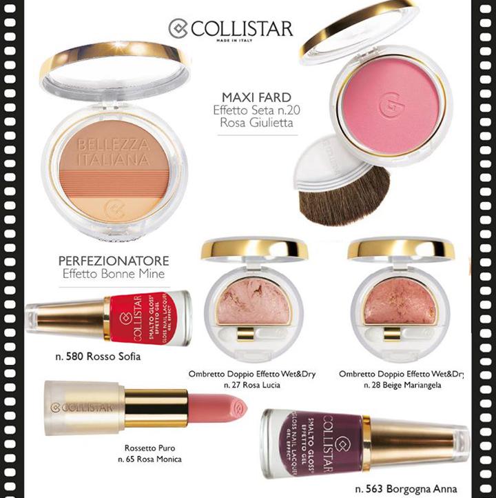 Collistar Italian Beauty AW 2014 Makeup Collection makeup4all picks