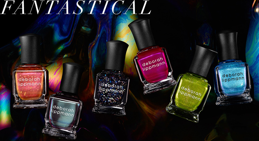 Deborah Lippmann Fantastical nail polish collection for Holiday 2014 all shades
