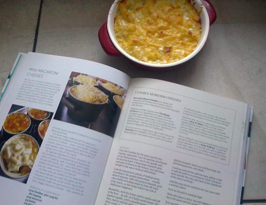 Friends Food Family Liberty London Girl Macaroni Cheese recipe makeup4all