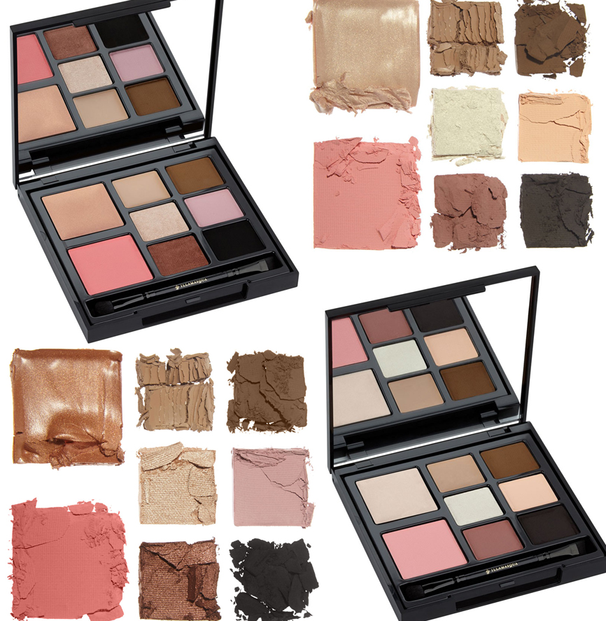 Illamasqua Facets Makeup Collection For Holiday 2014 multi facet palettes