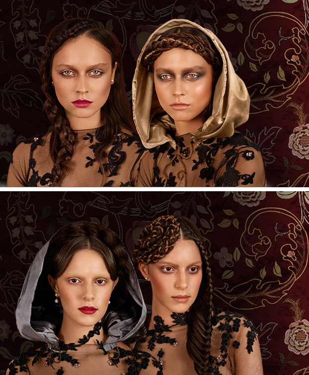 Illamasqua Facets Makeup Collection For Holiday 2014 promo