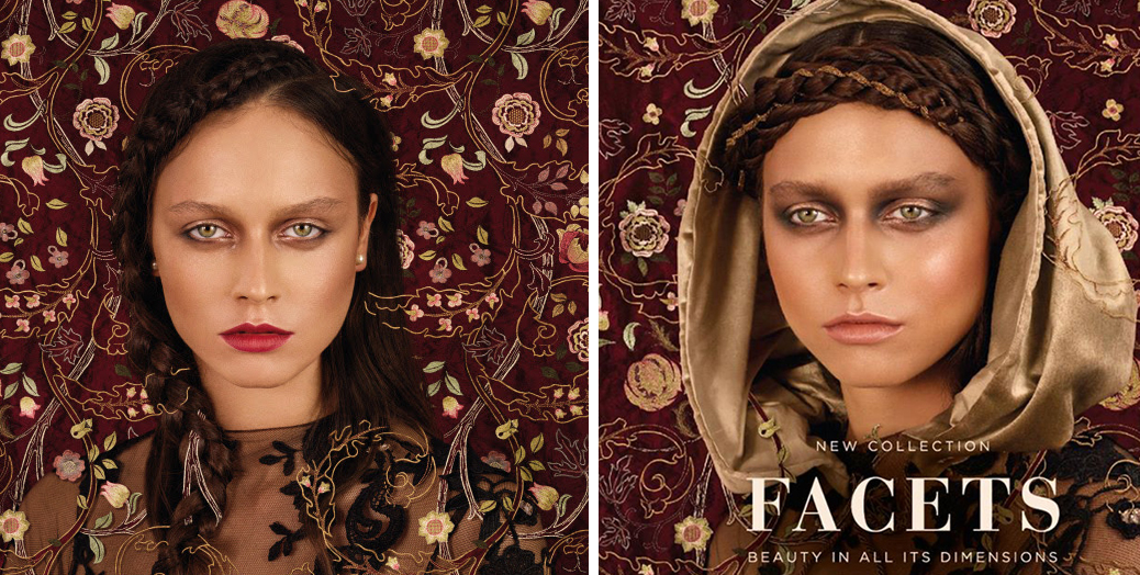 Illamasqua Facets Makeup Collection For Holiday 2014 promos 1