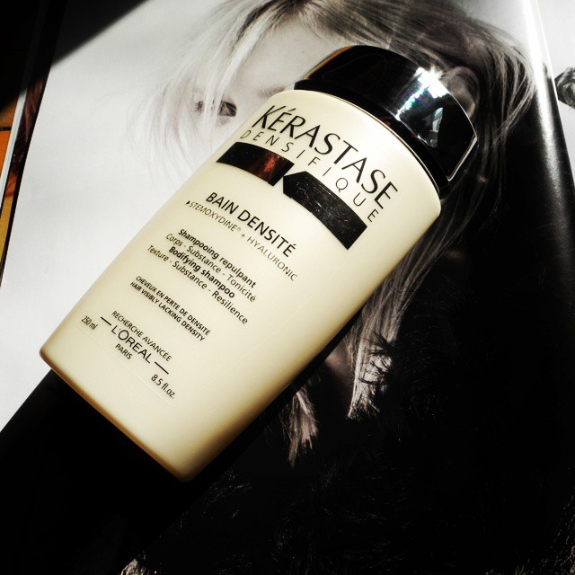 Kerastase Densifuqie Bodifying shampoo Makeup4all review