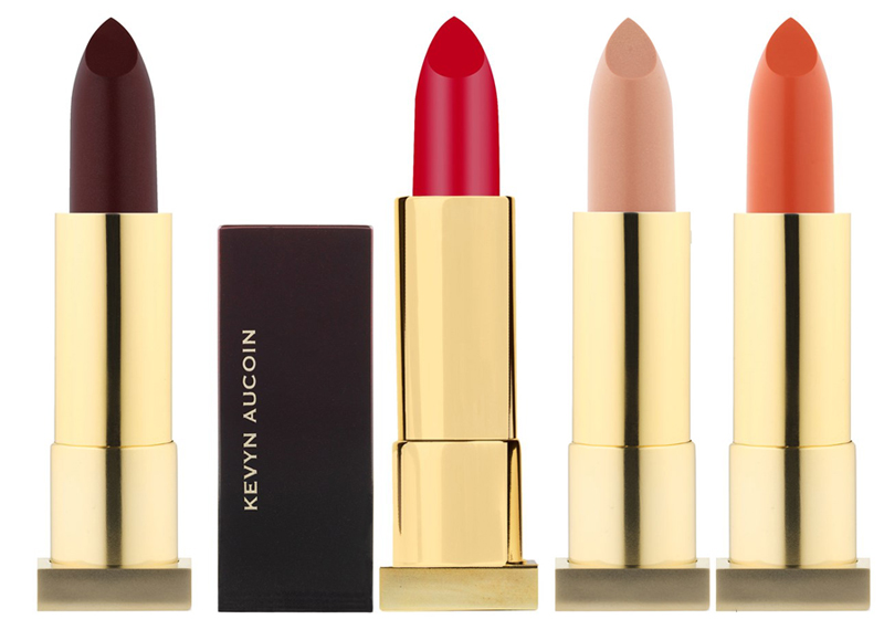 Kevin Aucoin The Expert Lip Colour shades