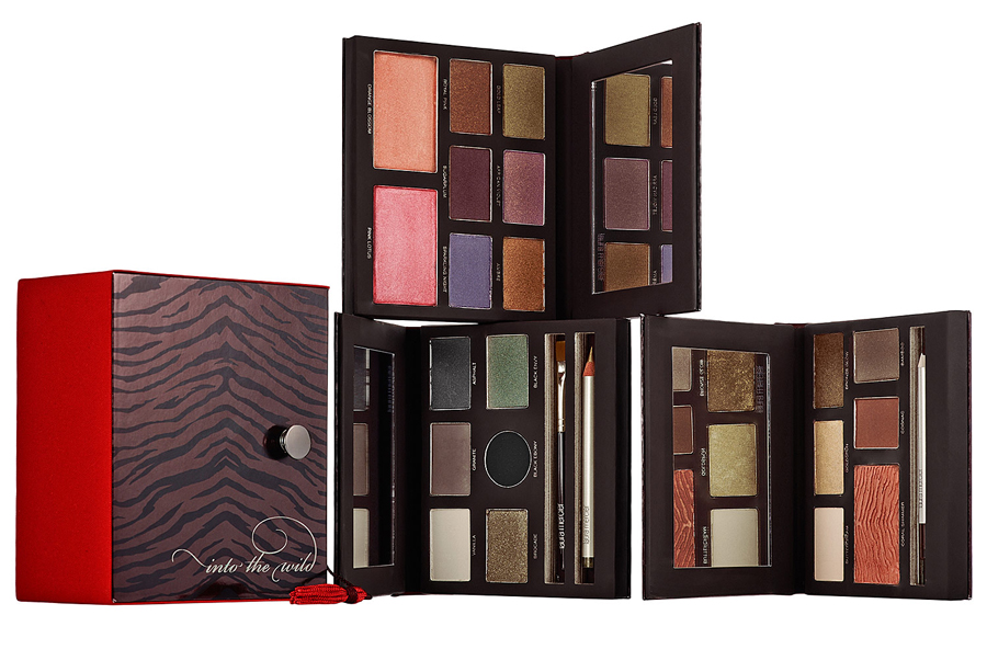 Laura Mercier Into The Wild Book Collection holiday 2014