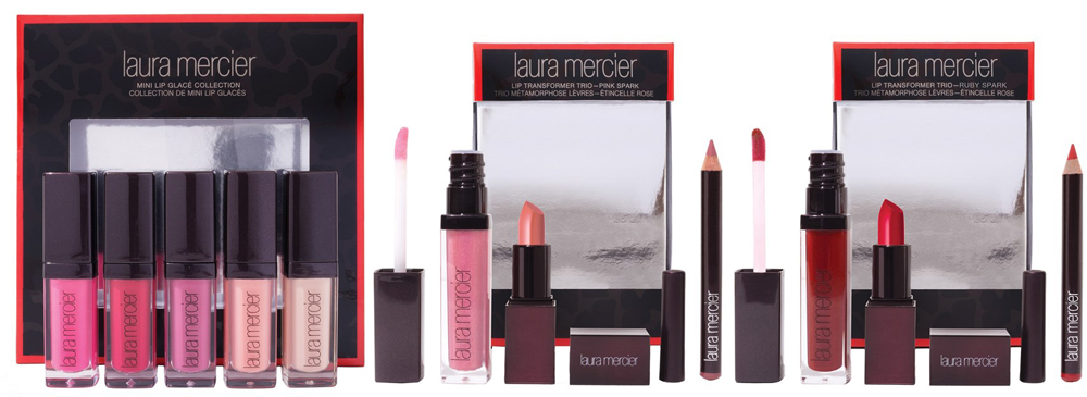 Laura Mercier Makeup Collection for Holiday 2014 lip products