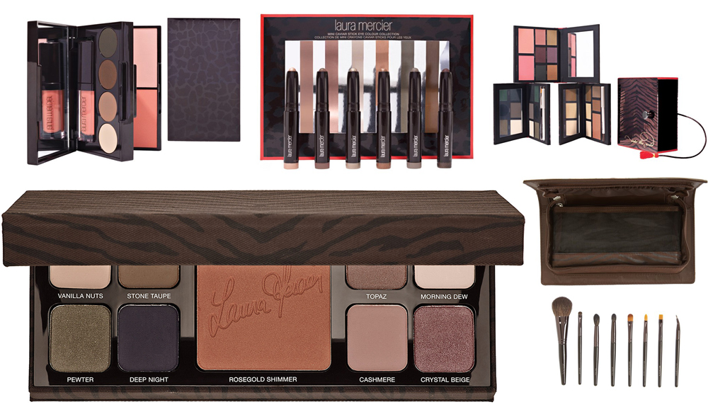 Laura Mercier Makeup Collection for Holiday 2014 products