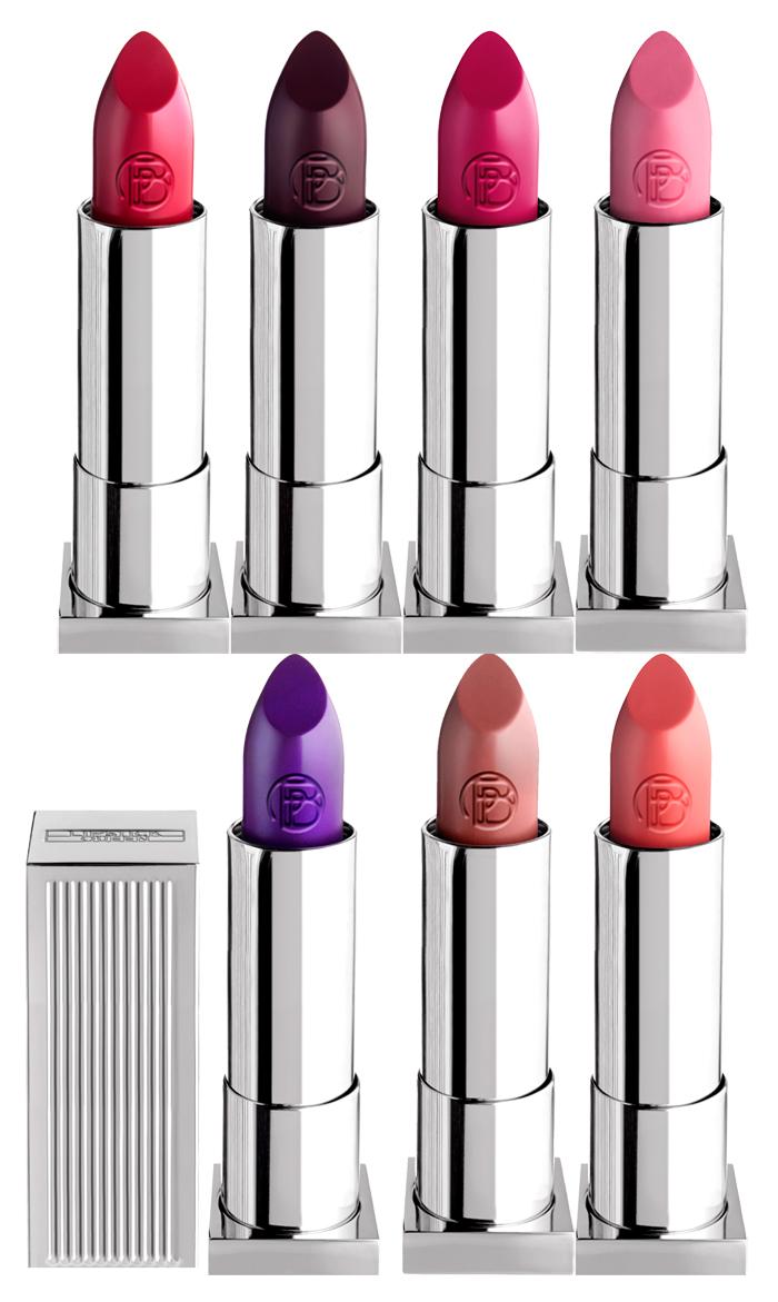 Lipstick Queen Silver Screen all shades makeup4all