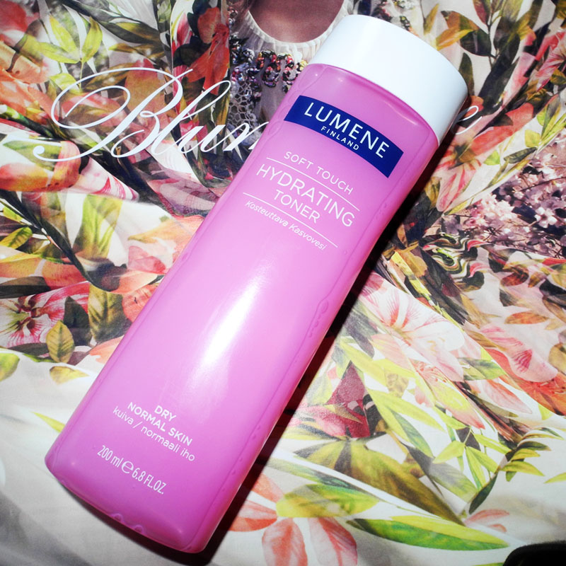 Lumene Soft Touch Hydrating Toner Review