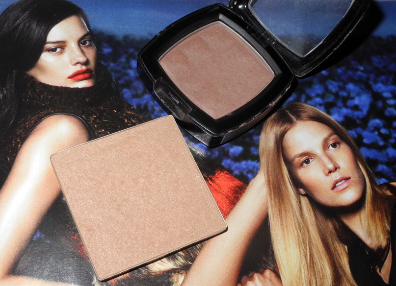 My Current Favourite Cheek Products NYX taupe and Trish McEvoy bronzer