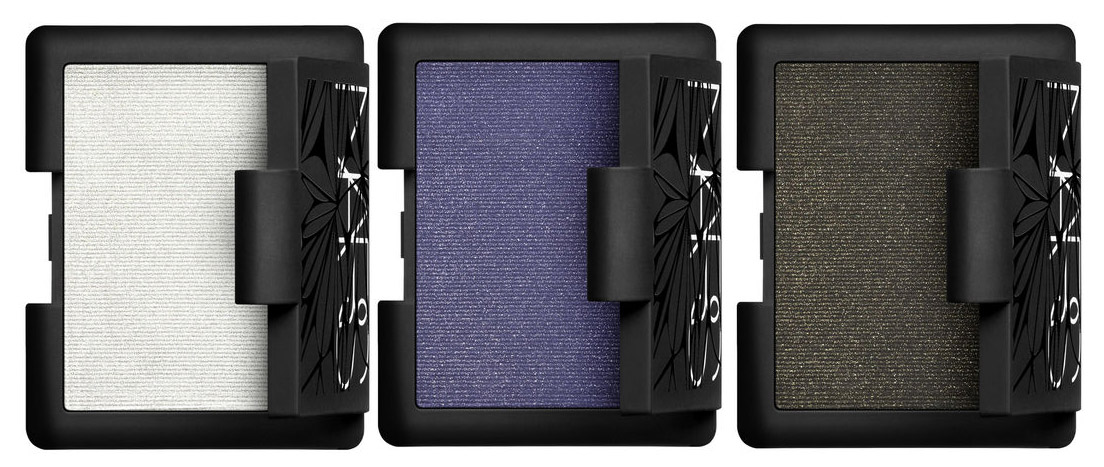 NARS Laced With Edge Makeup Collection for Christmas 2014 eye shadows