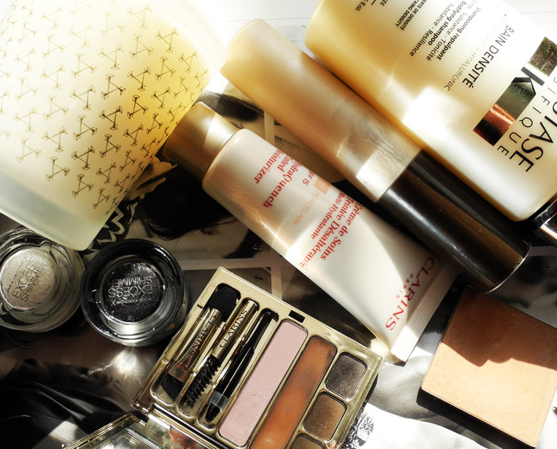 October 2014 Beauty Favourites Makeup4all Clarins Max Factor Kerastase Aromatherapy Associates BECCA