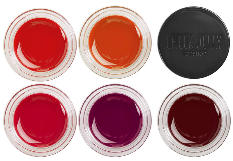 Topshop Cheek Jelly all shades makeup4all