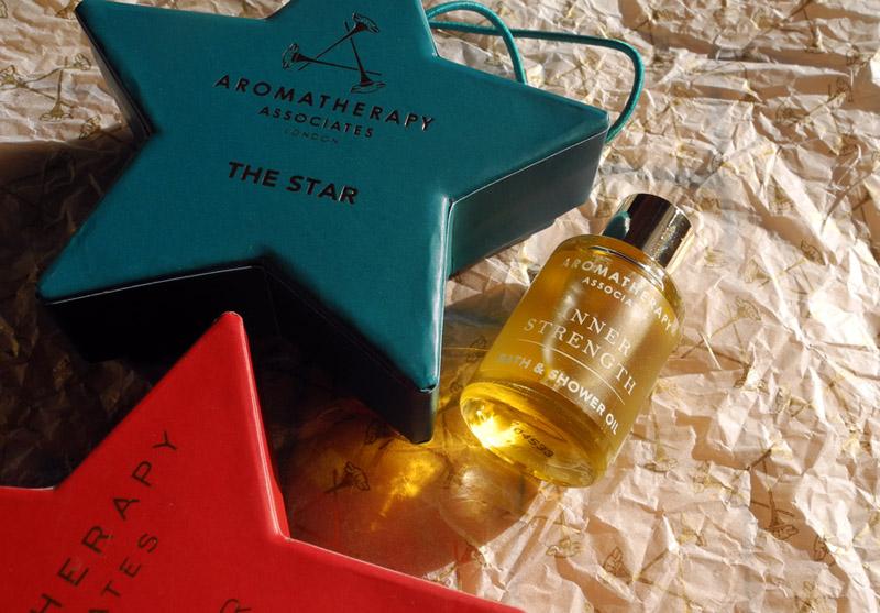 Aromatherapy Associates The Star For Christmas 2014