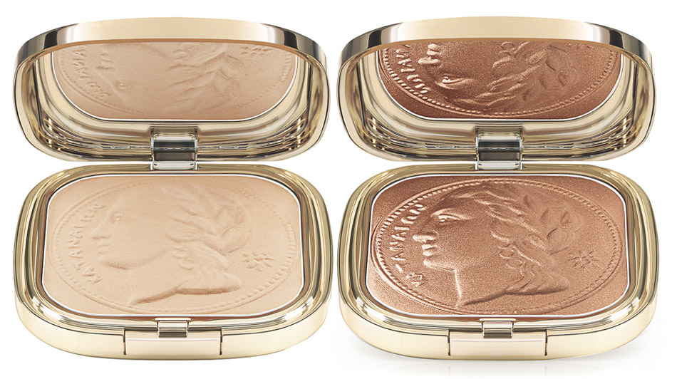 Dolce & Gabbana Glow Illuminating Powder and Bronzing Powder Collector's Edition