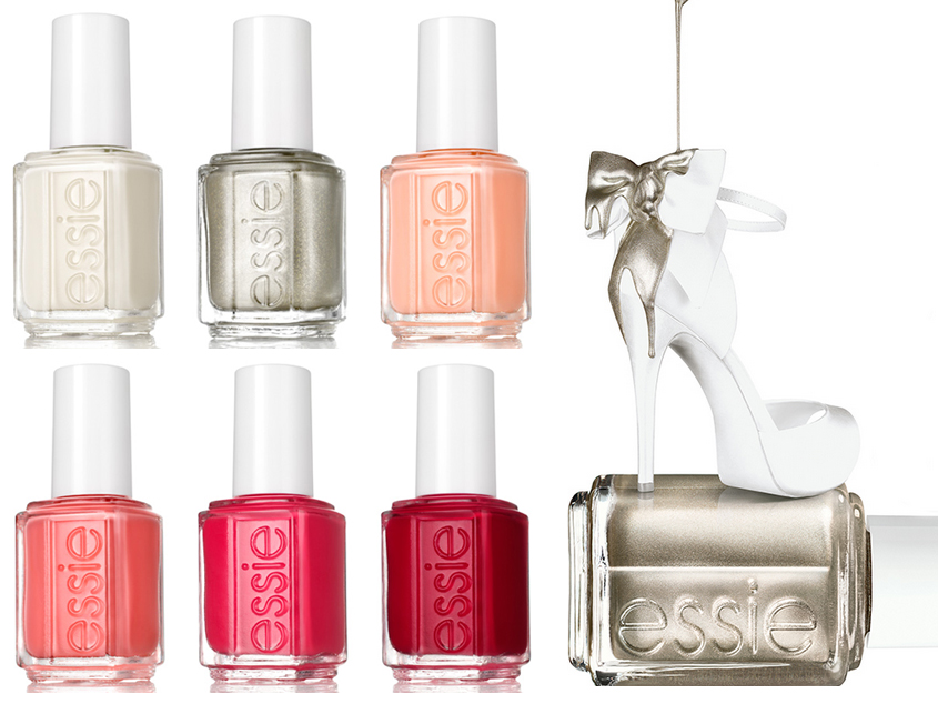 Christmas 2014 Nail Polishes: Essie and Orly | MakeUp4All