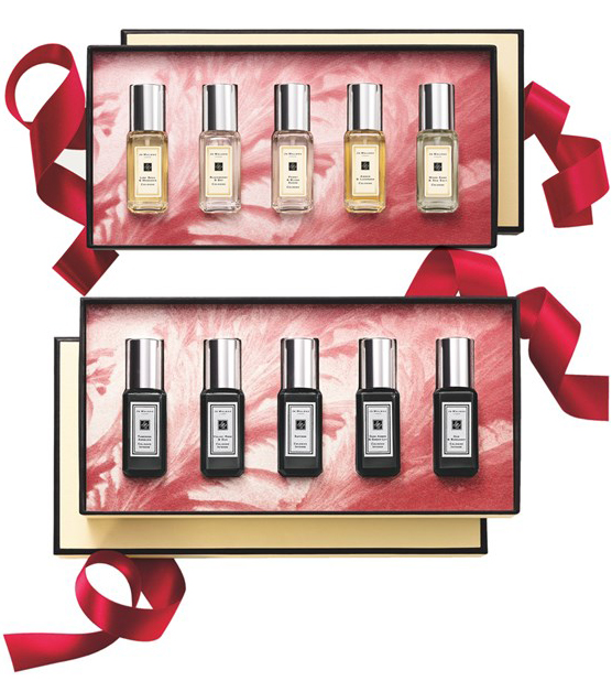 Jo Malone Cologne Collection and Cologne Intense Collection Christmas 2014