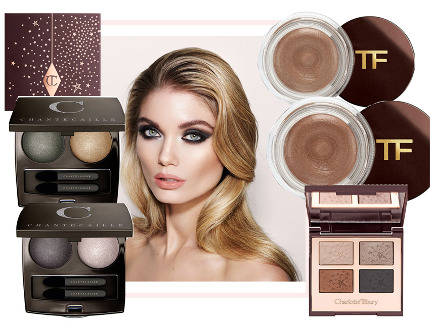 New Luxury Eye Shadows Tom Ford, Chantecaille, Charlotte Tilbury and Givenchy