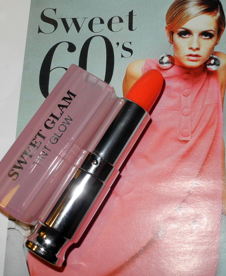 Sweet Glam Tint Glow in Juicy Coral Review and Lip Swatches