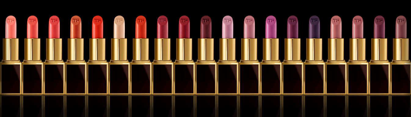 Tom Ford Lips & Boys Collection for Holiday 2014 corals, reds and plums