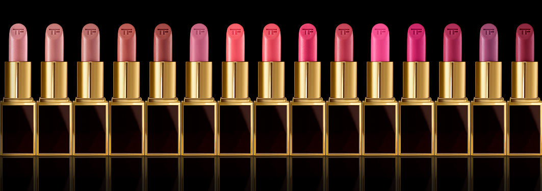 Tom Ford Lips & Boys Collection for Holiday 2014 pinks and mauves, fuchsia and magenta