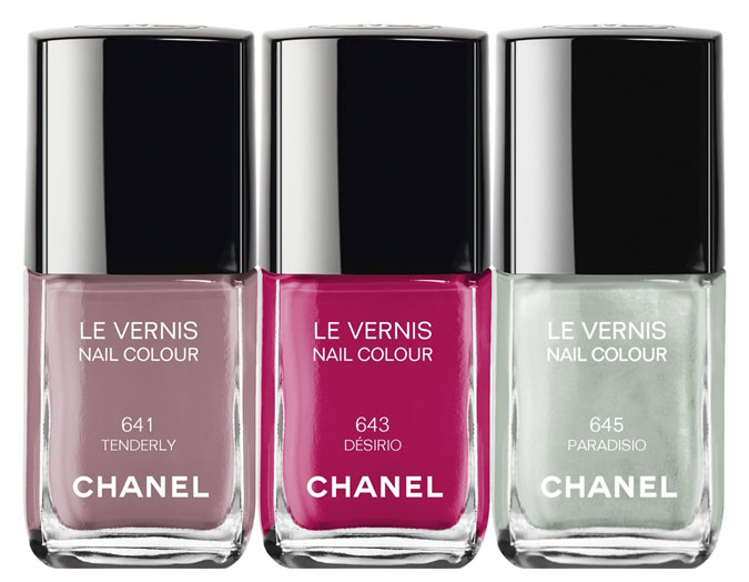 Chanel Makeup Collection for Spring 2015 Le Vernis