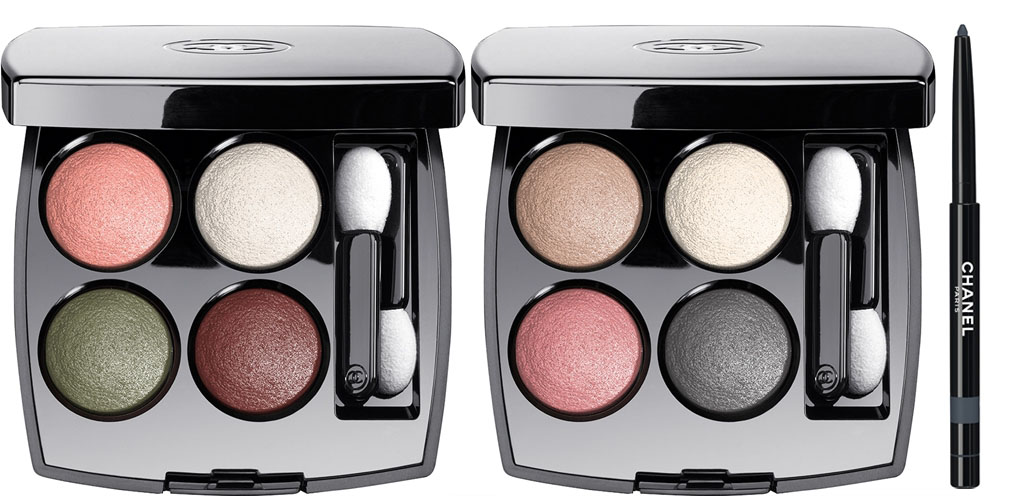 Chanel Reverie Parisienne Makeup Collection for Spring 2015 eye products