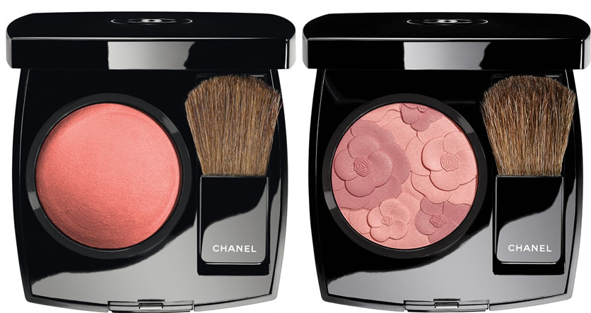 Chanel Reverie Parisienne Makeup Collection for Spring 2015 face products