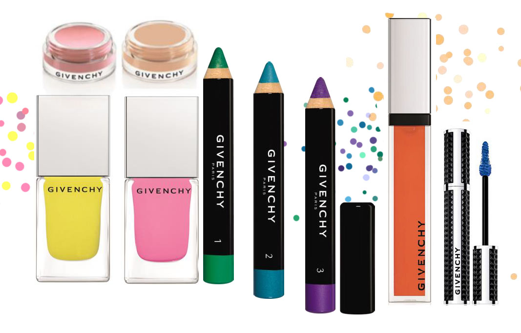Givenchy COLOreCREATION Makeup Collection for Spring 2015 products