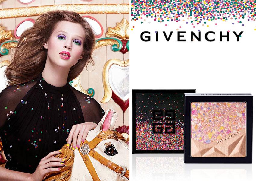 Givenchy COLOreCREATION Makeup Collection for Spring 2015 promo